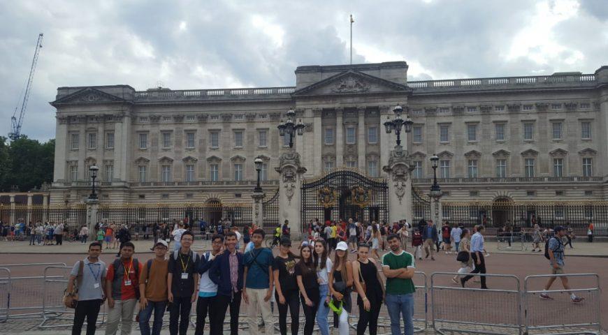 Shkollë verore në Londër
