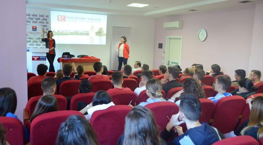 Seminar nga EducationUSA Albania