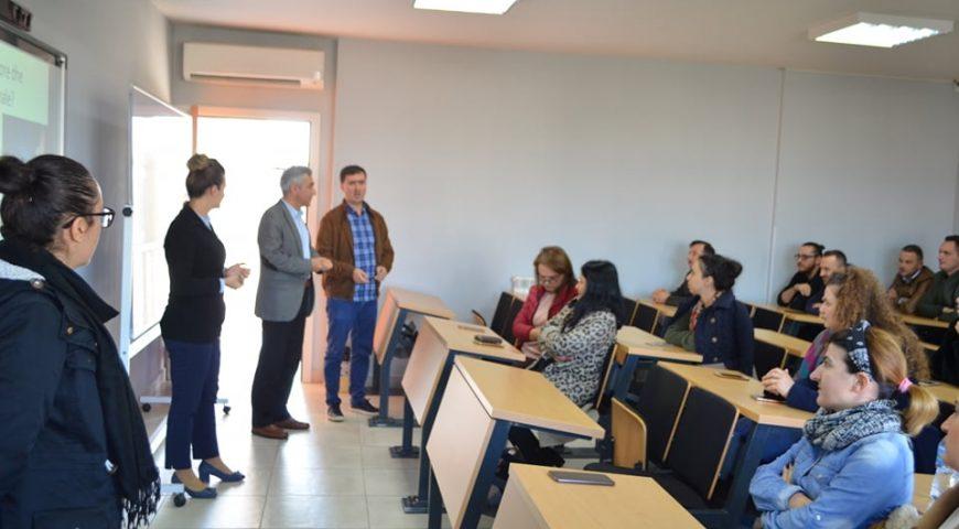 """Seminar:""""Përjetimet personale dhe trajnim mbi menaxhimin e situatave të ndryshme"""""""