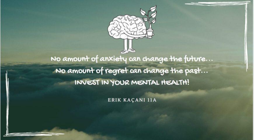 Mesazhe për muajin e shëndetit mendor