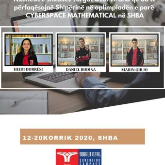 Cyberspace Mathematical Competition, CMC 2020