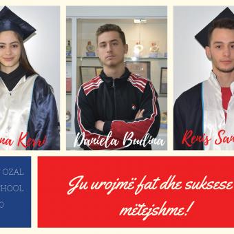 Vazhdojmë Të Marrim Lajme Për Sukseset E Nxënësve Tanë