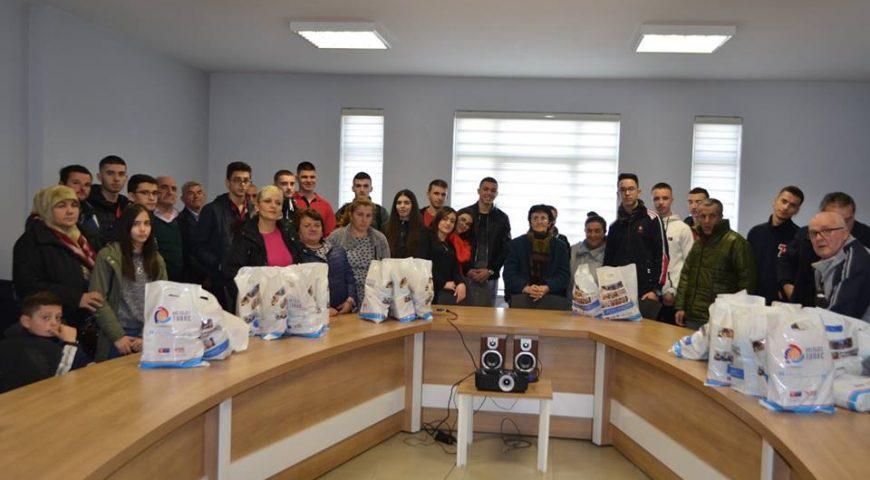 Klubi Shpresa për Shoqatën Kombëtare të kujdesit për femijët me aftësi të kufizuara