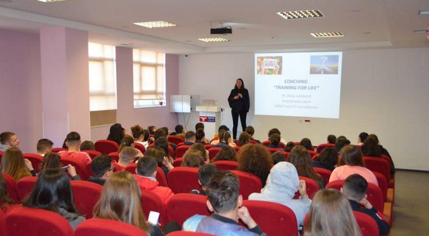Trajnim nga Dr.Dana Grygarova